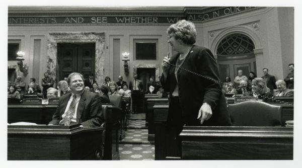 Chandler kevin m legislator record minnesota for 16th floor paul kelly