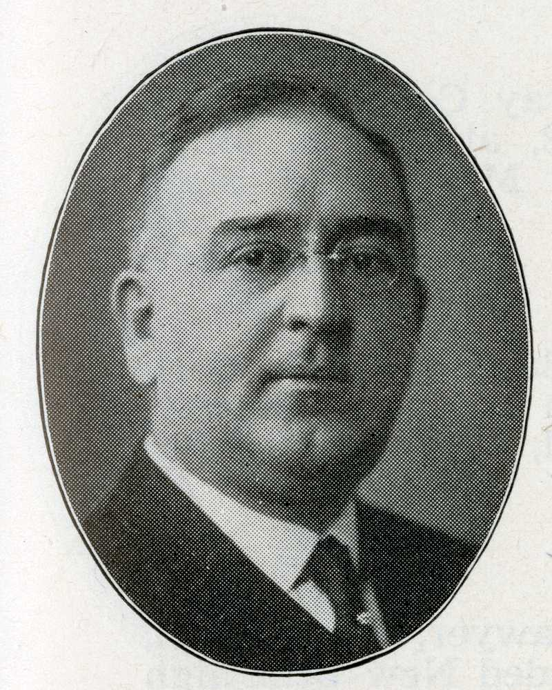 Senator William Burdette Richardson, 1935-1936 Legislative Session, Minnesota Legislature